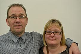 Stephen & Karen Burgin