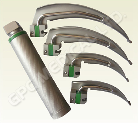 Fiber Optic Laryngoscope (Reusable)