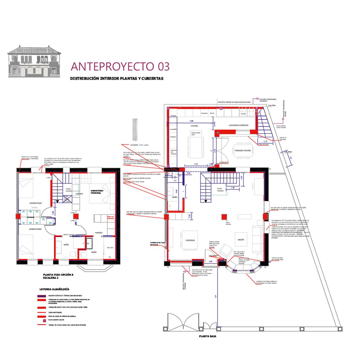 Proyecto Interiorismo por Fernando Pacheco Bellas, GP Creative Thinking