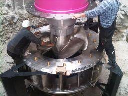 Pose turbine 6
