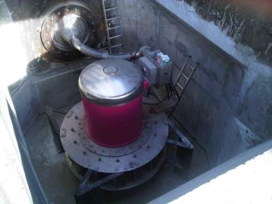 Chambre d'eau 7