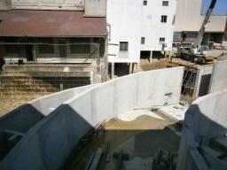 Bassins suivant le canal d'amenée