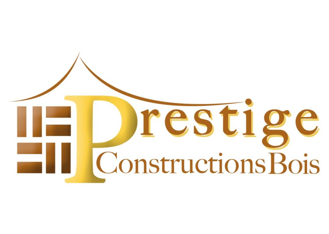 Logo Prestige constructions bois