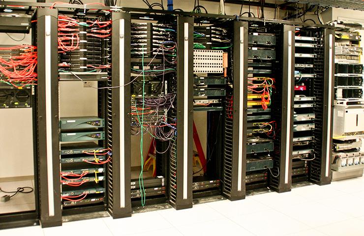 Guggenheim Partners Data Center