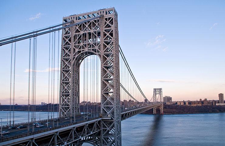 George Washington Bridge Construction Program