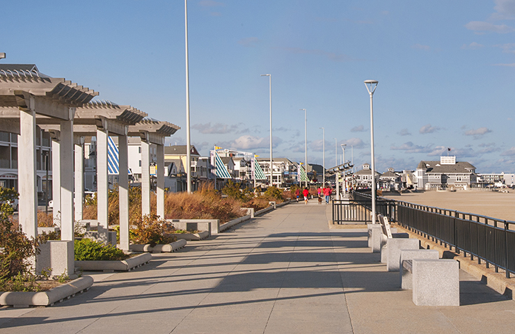 Hampton Beach Improvement Plans