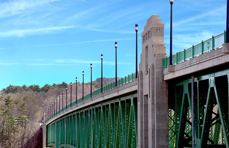 Turners Falls - Gill Bridge