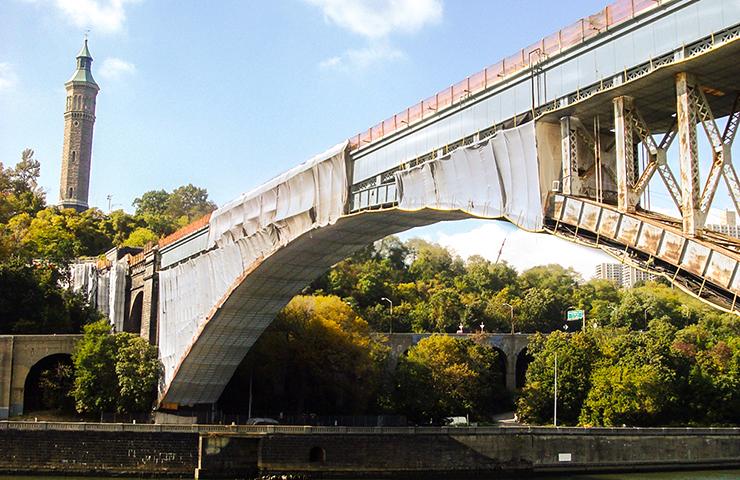 High Bridge over the Harlem River