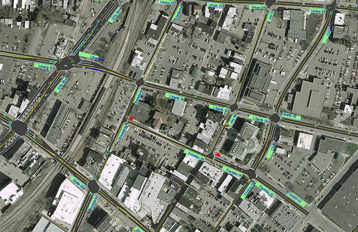 Schenectady Traffic Study