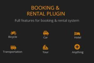 BRW 1.1.0 – Booking Rental Plugin WooCommerce
