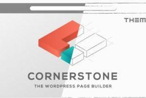 Cornerstone 4.2.2 – The WordPress Page Builder