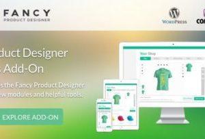 Fancy Product Designer Plus Add-On 1.3.3
