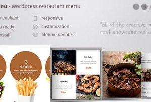 FoodMenu 1.14 – Restaurant Menu Showcase