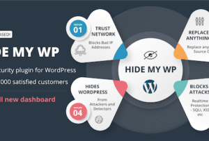 Hide My WP 6.2.0 – Security Plugin for WordPress