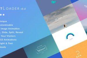 LoftLoader Pro 2.3.0 – Preloader Plugin