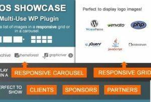 Logos Showcase 2.0.7 – Multi-Use Plugin