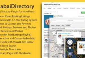 Sabai Directory plugin for WordPress 1.4.9