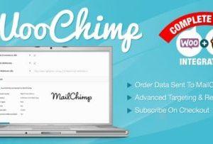 WooChimp 2.2.7 – WooCommerce MailChimp Integration
