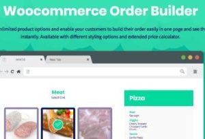 WooCommerce Order Builder 1.1.2