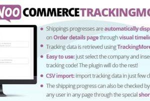 WooCommerce TrackingMore 2.8