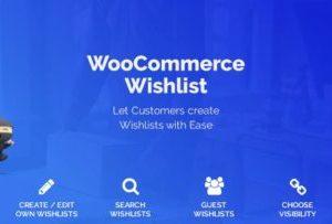 WooCommerce Wishlist Plugin 1.1.2