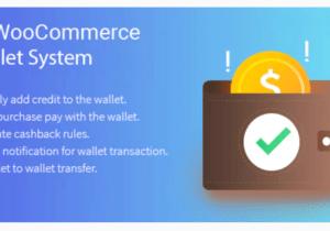 WordPress WooCommerce Wallet System 3.5.1