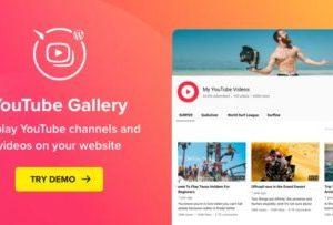 YouTube WordPress Gallery Plugin 3.4.0