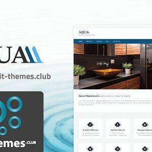 AIT Aqua WordPress Theme 2.0.6