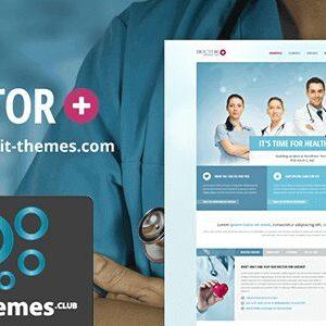 AIT Doctor+ WordPress Theme 2.0.6