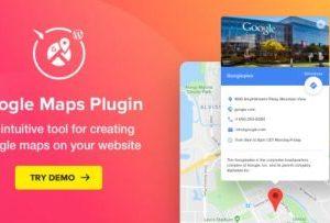 Elfsight Google Maps Plugin 2.4.0