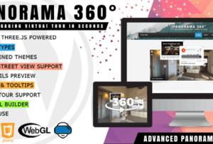 iPanorama 360° 1.6.5 – Virtual Tour Builder