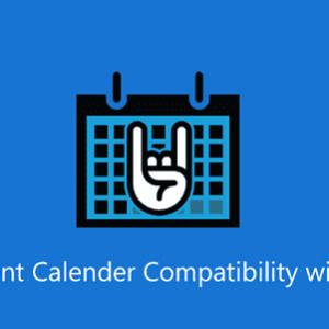 The Event Calendar for AMP 1.4.11