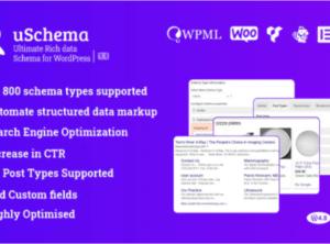 uSchema 2.13 – Ultimate Rich Data Schema