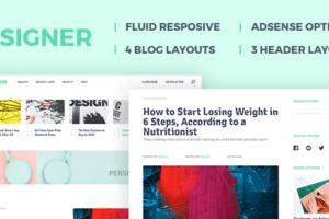 MyThemeShop Designer WordPress Theme 1.0.6