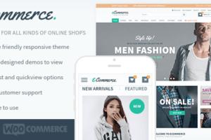 MyThemeShop eCommerce WordPress Theme 1.7.4