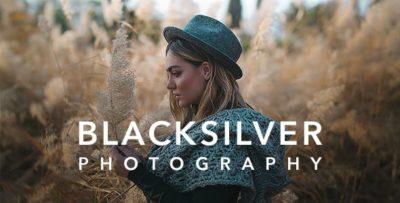 Blacksilver Photography Theme
