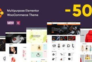 Cerato Elementor WooCommerce Theme 2.2.9