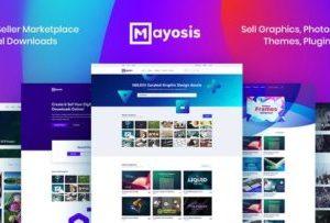 Mayosis Digital Marketplace Theme 3.6.2
