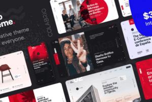 Ohio Creative Portfolio and Agency Theme 2.3.5