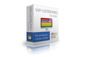 WP-Lister Pro Plugin for eBay