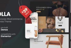 Molla MultiPurpose WooCommerce Theme 1.2.11