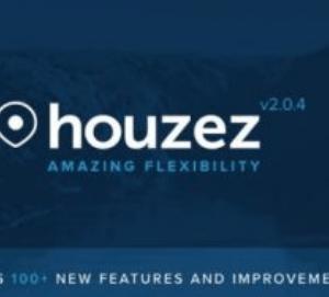 Houzez Real Estate WordPress Theme 2.3.8