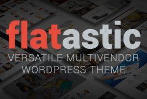 Flatastic MultiVendor WordPress Theme 1.8.7