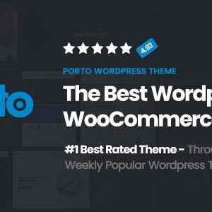 Porto eCommerce WordPress Theme