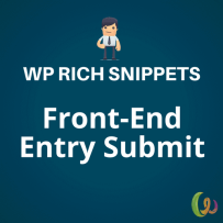 Front End Entry Submit