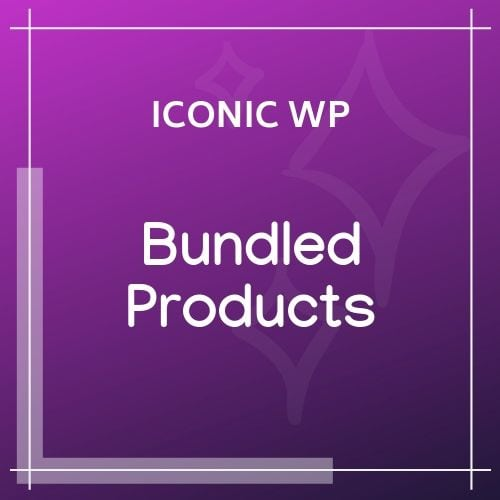 Iconic Bundled Products
