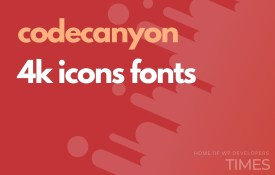 code 4k icons fonts