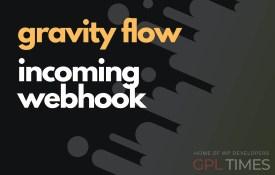 g flow incoming webhook