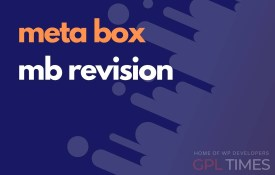 meta box revision