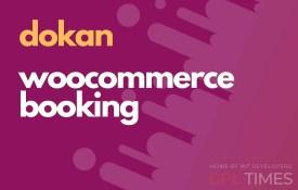 woo booking dokan